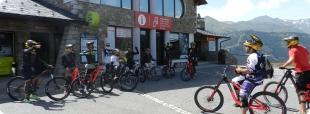 Stage DH Bike en Andorre logo