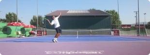 Campamento de tenis Juan Carlos Ferrero logo