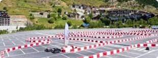 Stage de Karting en Andorre logo