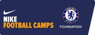 Chelsea FC Foundation Campamento de Fútbol logo