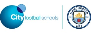 Manchester City Campamento de Fútbol logo
