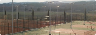 Tenis + Idiomas - Gerona logo