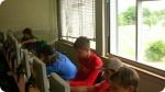 Language classes at Golf + Idiomas - St. Andrews. Left picture
