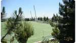 Einblick in die Unterkunft des Fundación Realmadrid Campus Experience. Rechtes Bild