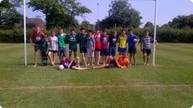 A typical day at Campamento de Rugby en Leicester - Inglaterra