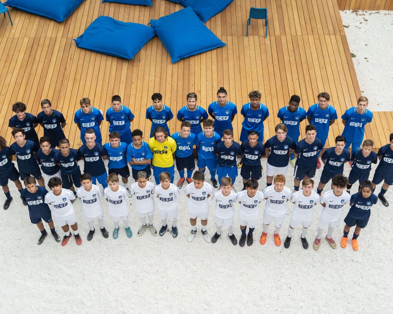 75aea7f610b High Performance Soccer Camp in France 2019