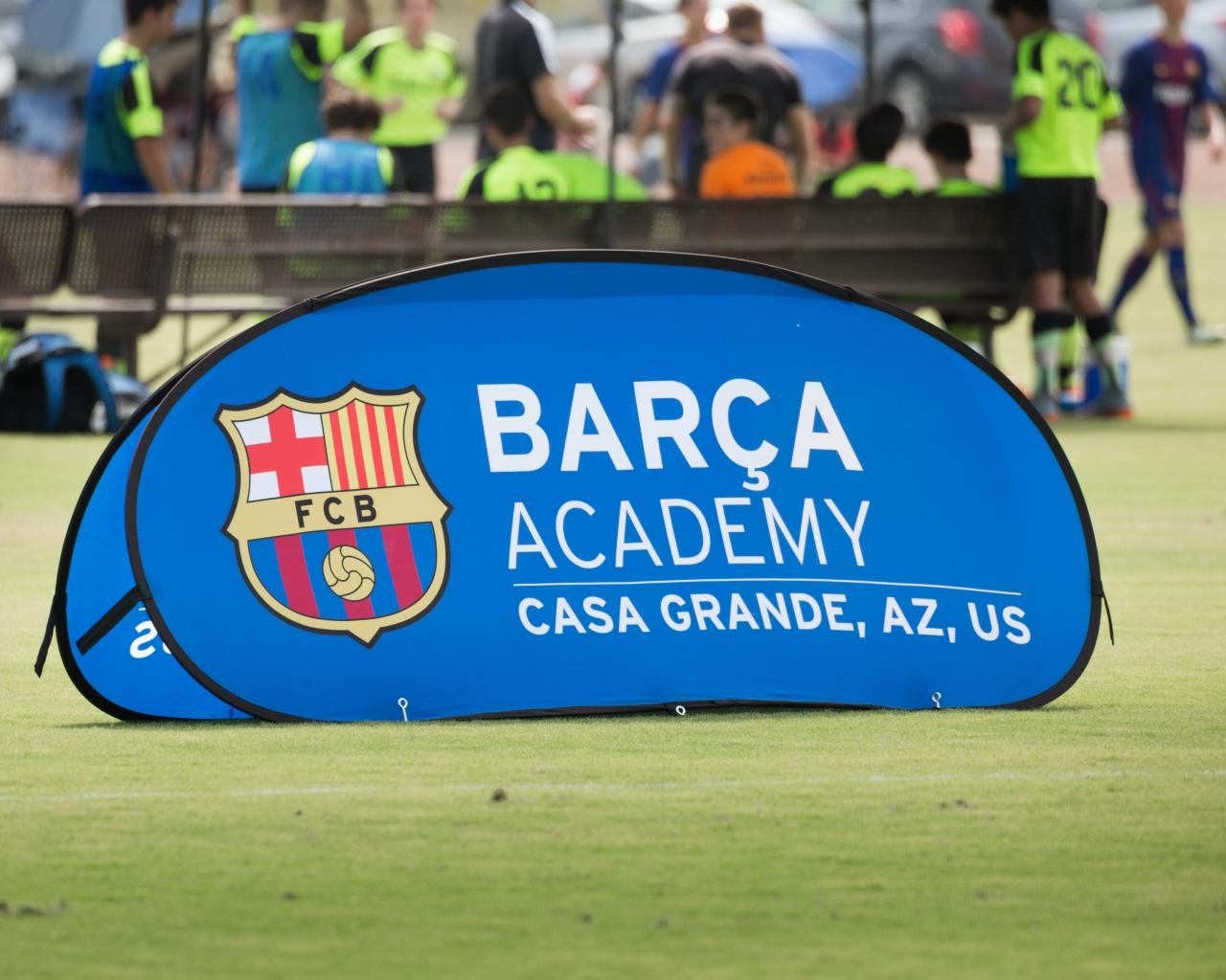 Fc Barcelona Soccer Camp In The Usa Barca Football Camp 2019