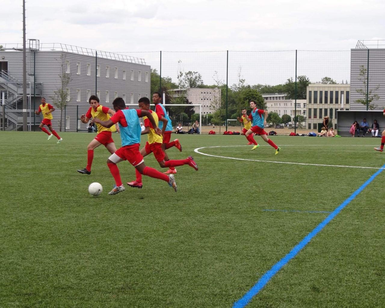 Paris Saint Germain soccer camp in France PSG 2019