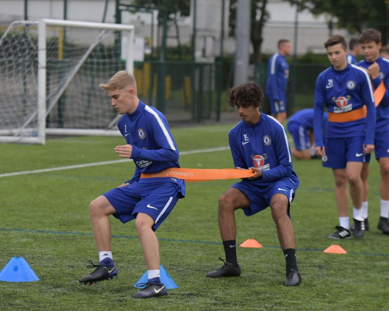 Chelsea Fc Academy U12