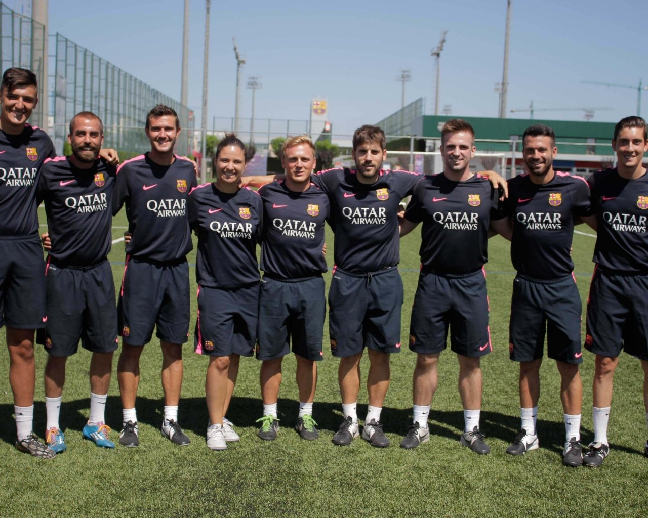 Fc Barcelona Football Camp Barca Summer Soccer Camp 2019