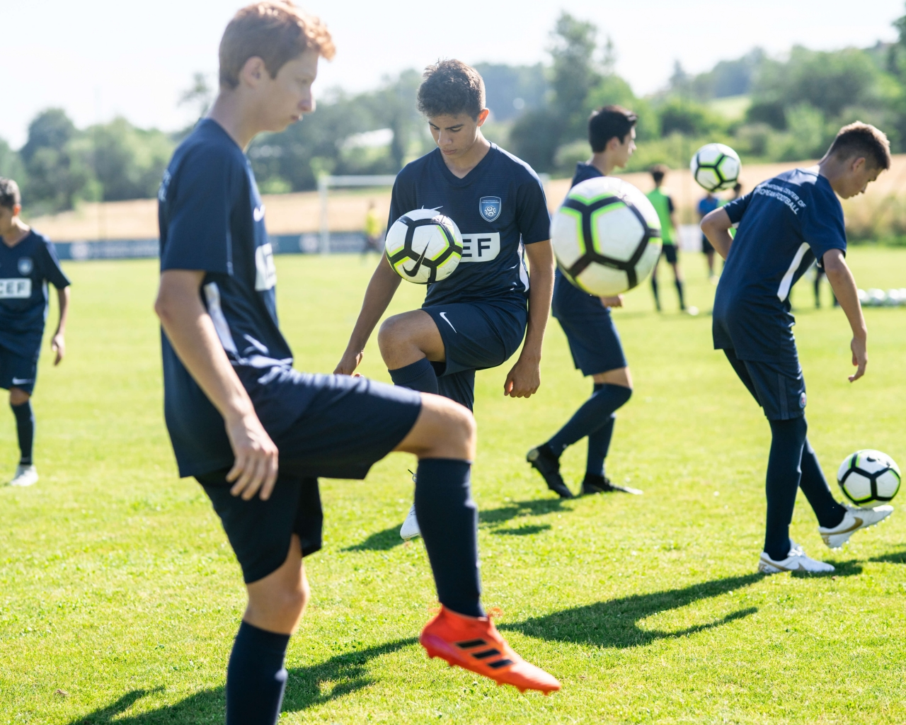 High Performance Soccer Camp in France 2019