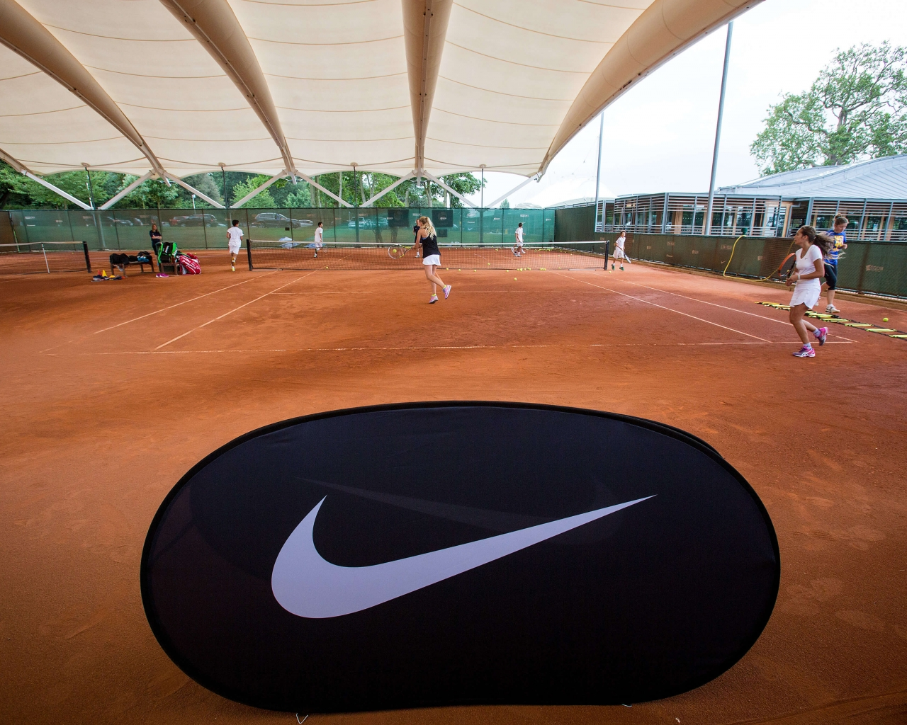 Guardería Ocho Enorme  Nike Tennis Camps in London - Tennis camps with English [Campus 2021]