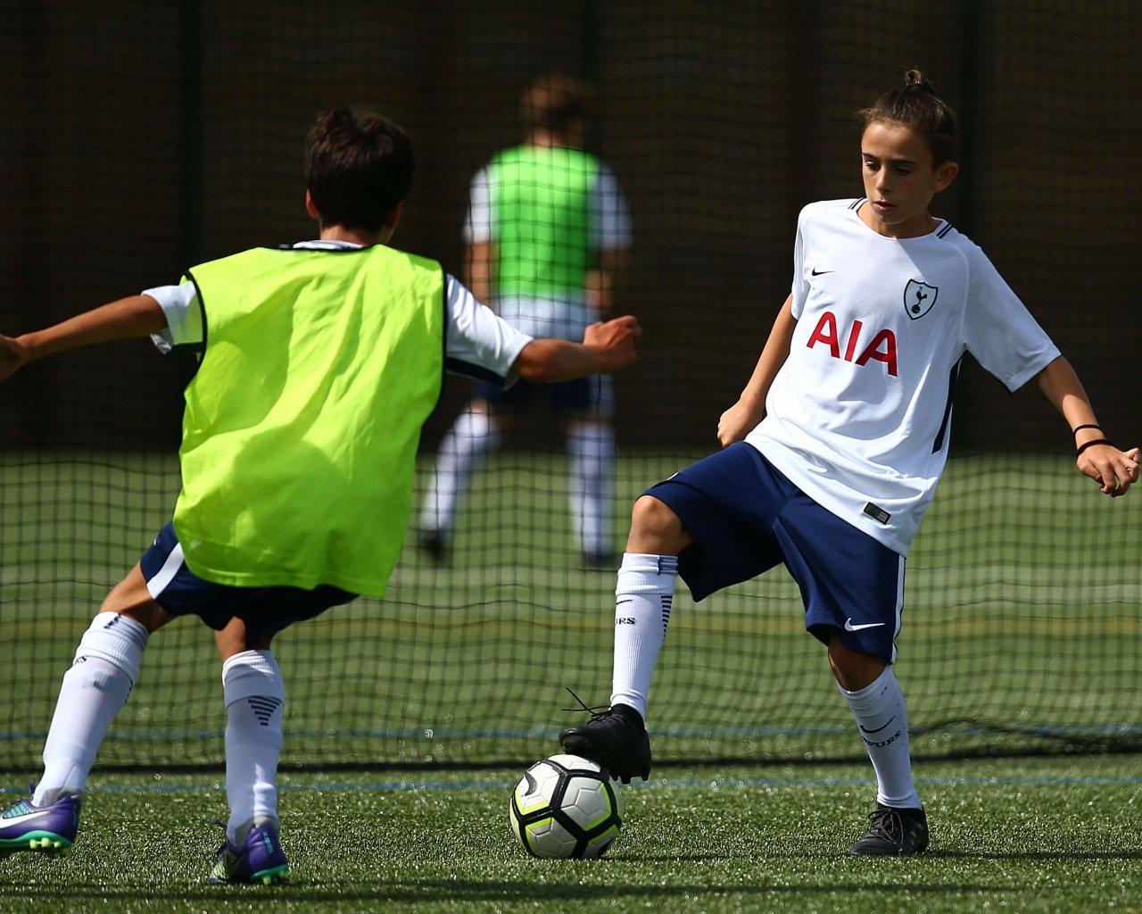85aaf3bf652 Tottenham Soccer Program in England  Summer Football Camp 2019